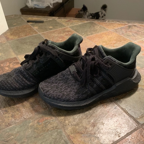 best loved 2a03b 9c9a4 Adidas EQT Support 93/17 'Black Friday'